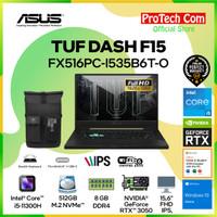 ASUS TUF DASH F15 FX516PC i5-11300H 8GB 512GB RTX3050 4G OHS W10 144Hz
