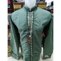 Baju Koko BHS Bamus Signature/Baju Muslim BHS Original Ukuran XXL