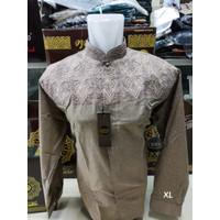Baju Koko BHS Bamus Signature/Baju Muslim BHS Original Ukuran XL