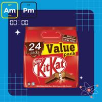 KITKAT KIT KAT 24 PACK Nestle Coklat original import Malaysia