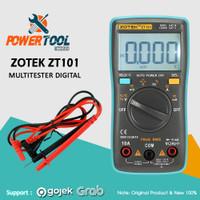 ZOTEK MULTIMETER / AVOMETER DIGITAL / MULTITESTER DIGITAL (ZT101)