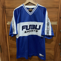 Original Fubu Sports Football Jersey Hip Hop baju
