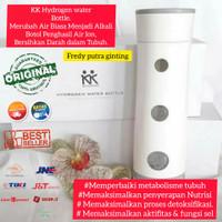 kk hydrogen water bottle promo penghasil ion tertinggi 100 ORI