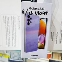 samsung a32 8/128 garansi resmi - violet