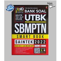 BUKU BANK SOAL UTBK SBMPTN SAINTEK 2022 (NEW RELEASE)