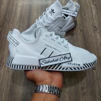 Sepatu Adidas NMD R1 V2 Dazzle Camo White