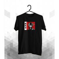 Vertice - T-Shirt Distro/Fashion Atasan/ Premium/ ANIME RAMBUT PANJANG