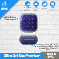 Silica Gel Sepatu Kamera Tas Elektronik Anti Lembab Anti Jamur Premium
