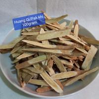 Pak Khi Kemasan 100gr/ Bei Qi/ Radix Astragalus