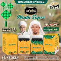 Madu Super Az Zikra Zikro Berkhasiat Tinggi 500ml Ustadz Arifin Ilham