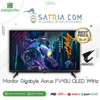 Monitor Gigabyte Aorus FV43U QLED 144Hz