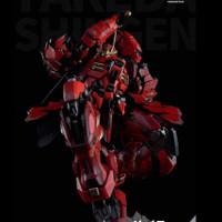 MOSHOW 1/72 Takeda Shingen METAL BUILD based on Astray Red Frame DP
