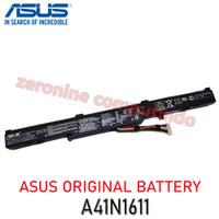 Baterai Battery ASUS FX553 FX553V FX553VD FX553VE A41N1611 A41LP4Q