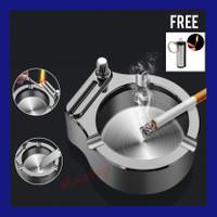 asbak unik korek gesek ten thousand matches ashtray elegan