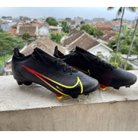 Sepatu Bola Nike Mercurial Vapor Elite 14 Black
