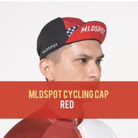 MLDSPOT Cycling Cap (Red)