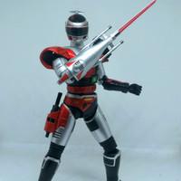 SHF Winspector Fire not Kamen Rider