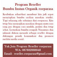 Program Reseller Roeparasa Botol