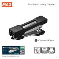 MAX Stapler HD-10G Charcoal Gray