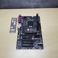 Gigabyte GA-P81 D3 socket 1150 plus Corsair 8GB 1600 Kit