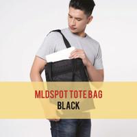 MLDSPOT Tote Bag (Black)