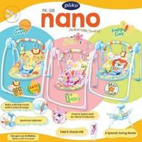Pliko Nano Automatic Swing PK-318 / Ayunan Bayi Elektrik Pliko