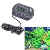 Thermometer Digital Celup Aquarium Akuarium Aquascape Murah Kualitas