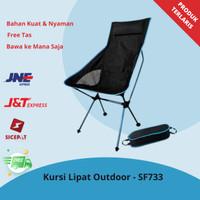 Kursi lipat mancing / kursi lipat outdoor camping portable Model High