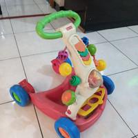 baby walker second murah