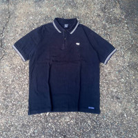 Polo shirt UNIQLO x Keith Haring hitam not bape cdg stussy evisu vans