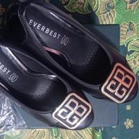 Sepatu pantofel Everbest wanita Christina size 36