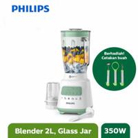 PHILIPS HR2222 Blender Series 5000 [2 L / 350 W] - Free Cetakan Buah