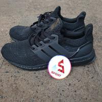 Sepatu Adidas Ultra Boost 3.0 Triple Black Premium Quality