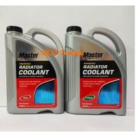Radiator Coolant Master / Air Radiator Master Green & Red (1Galon)