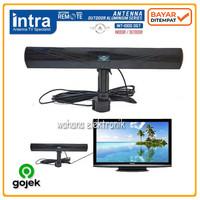 Intra Antena Remote Digital TV LCD / LED INT-1000DGT Outdoor