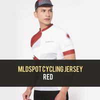 MLDSPOT Cycling Jersey (Red)