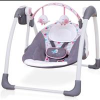 Ayunan / Swing Cocolatte Weeler Portable Swing - Pink