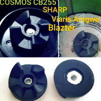 Spare Part Blender SHARP Gear Karet MIX and BLEND