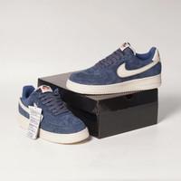 Nike Air Force 1 Low Monsoon Blue Sepatu Nike Premium Sepatu Pria