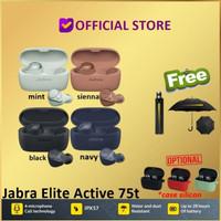 Jabra Elite Active 75T True Wireless Earphone With Charging Case -