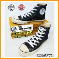 Sepatu Warior/Warrior Sparta HC Sepatu Sekolah,Kerja Size 37-43 Murah