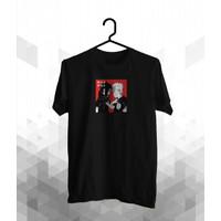 Faremost - Kaos Distro Pri / T-shirt Disto /Premium/Sasuke naruto-C003