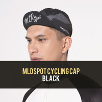 MLDSPOT Cycling Cap (Black)