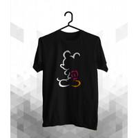 Faremost - Kaos Distro Pria/T-shirt Disto /Premium/Mickey Mouse-C034
