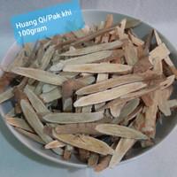 Pak Khi Kemasan100gr/ Bei Qi/Radix Astragalus