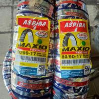 Ban Aspira Maxio Techno 80/90-17 Tubeless