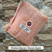 SMOKED CHICKEN BACON / PREMIUM BACON AYAM ASAP