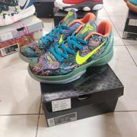 Sepatu Basket Nike Kobe 6 Protro Low What The