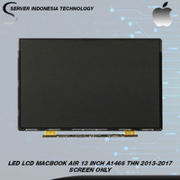 LED LCD MACBOOK AIR 13.3 INCH A1369 A1466 THN 2013-2017