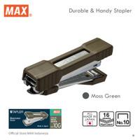 MAX Stapler HD-10G Moss Green